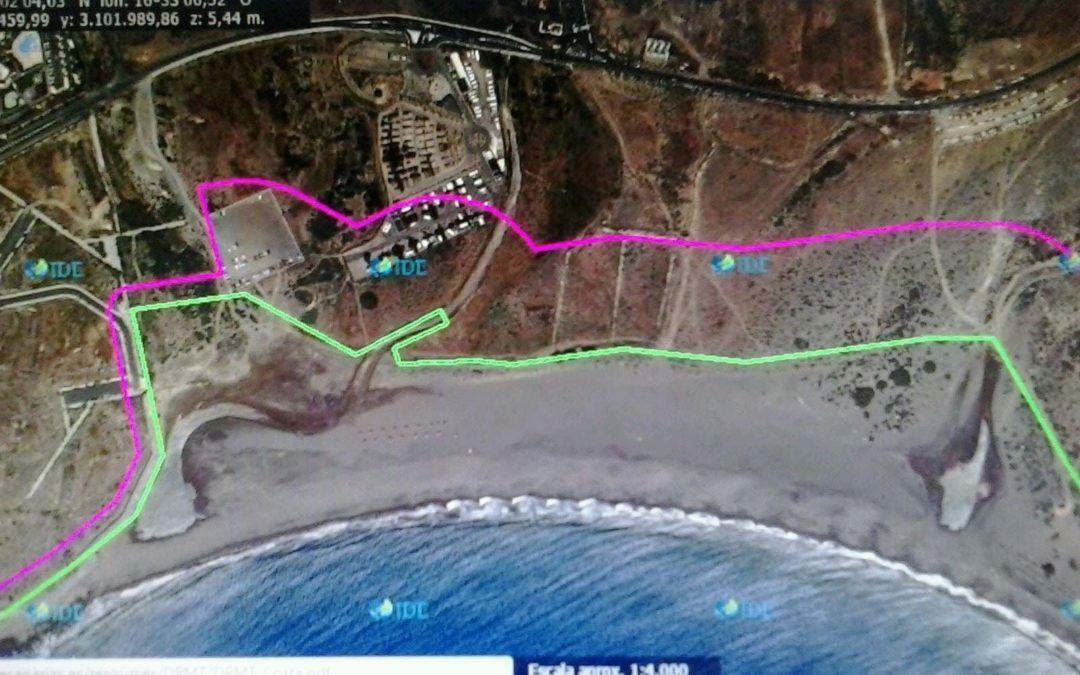 En Información Pública La Revisión Del Deslinde Del Dominio Público De La Playa De La Tejita