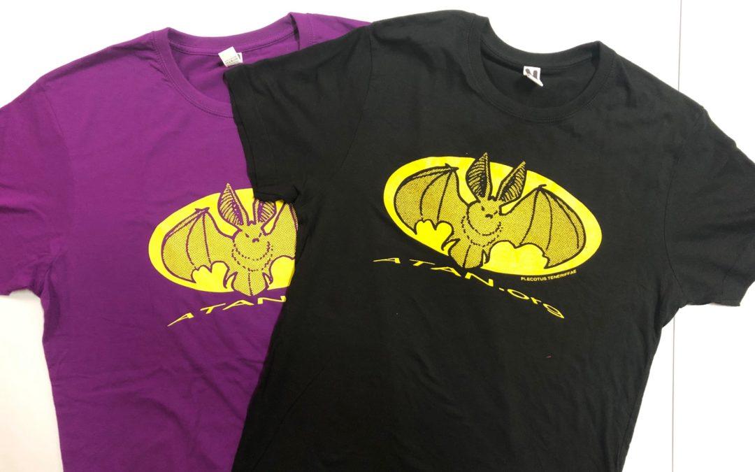 Camisetas Murciélago ATAN