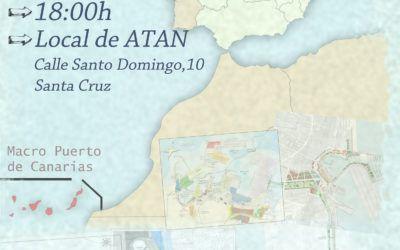 Charla: «Nuevos Puertos en Tenerife»
