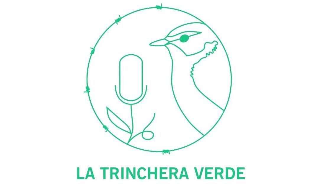 Nueva cabecera La trinchera Verde Podcast