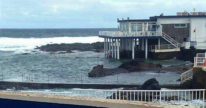 La Dirección General de la Costa y el Mar deniega la prórroga de la concesión para bar restaurante y club social en el Charco de la Arena, en la Punta del Hidalgo.