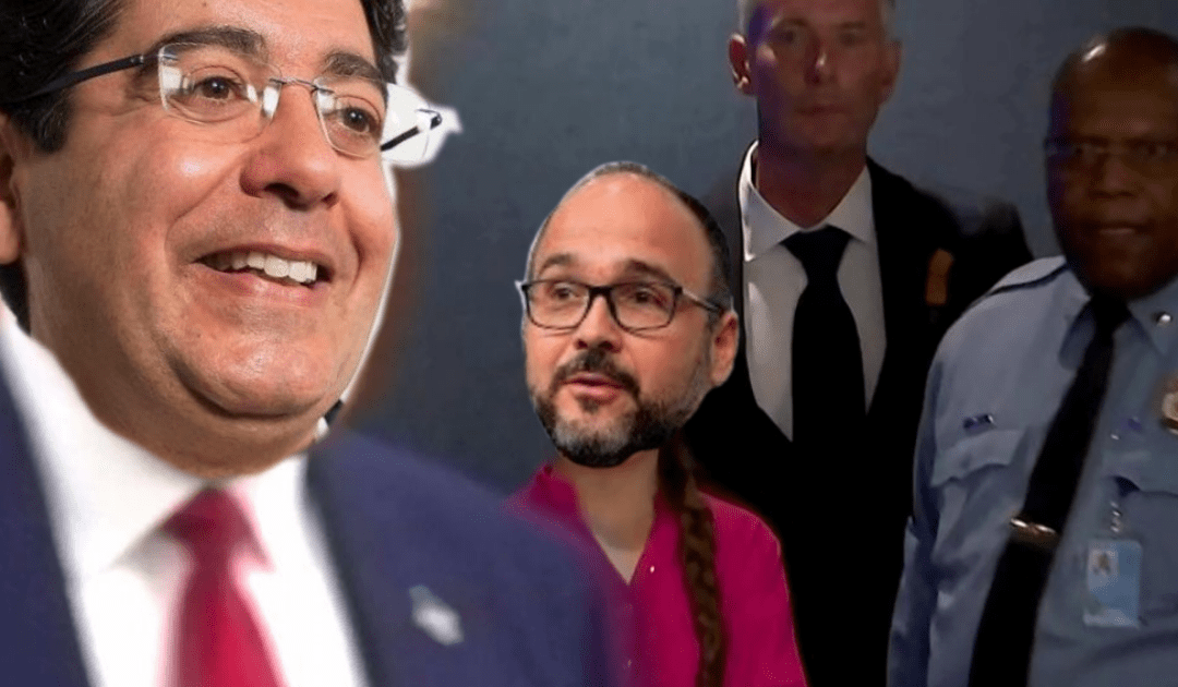 Valbuena no es Greta Thunberg, pero Pedro Martín podría ser Donal Trump